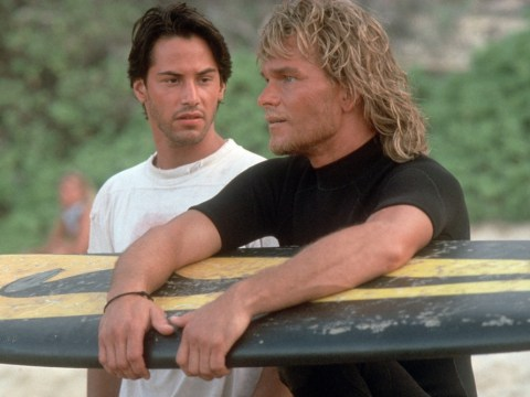 10 reasons why surfing flick Chasing Mavericks can't be as good as Point Break