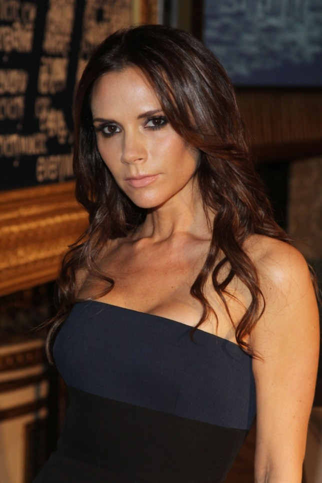 Victoria Beckham: I've had my fake boobs removed | Metro News