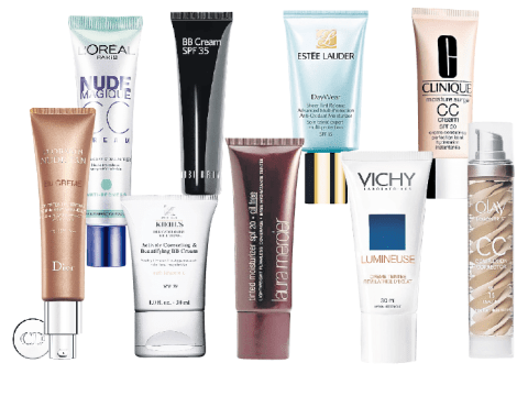 Face creams: Do you know your BB, CC and DDs?