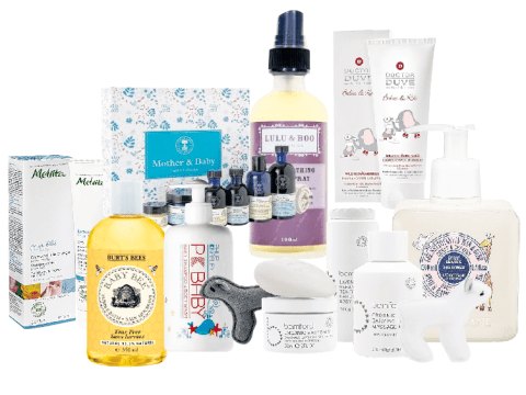 PKBaby and Bamford Baby Basket: Beauty products to give babies the gentle touch