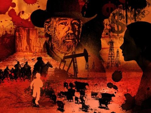 Philipp Meyer draws a bleak, dark US in his new book, The Son
