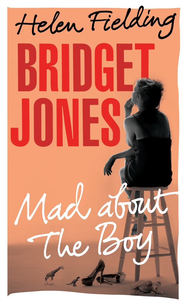 New Bridget Jones book cover revealed