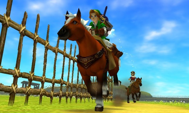 The Legend Of Zelda: Ocarina Of Time 3D – is it really better than Breath Of The Wild?