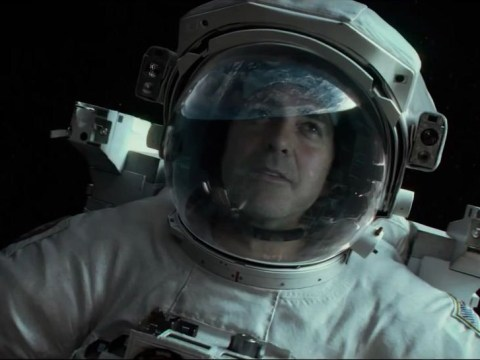 Gravity: George Clooney and Sandra Bullock star in terrifying new trailer