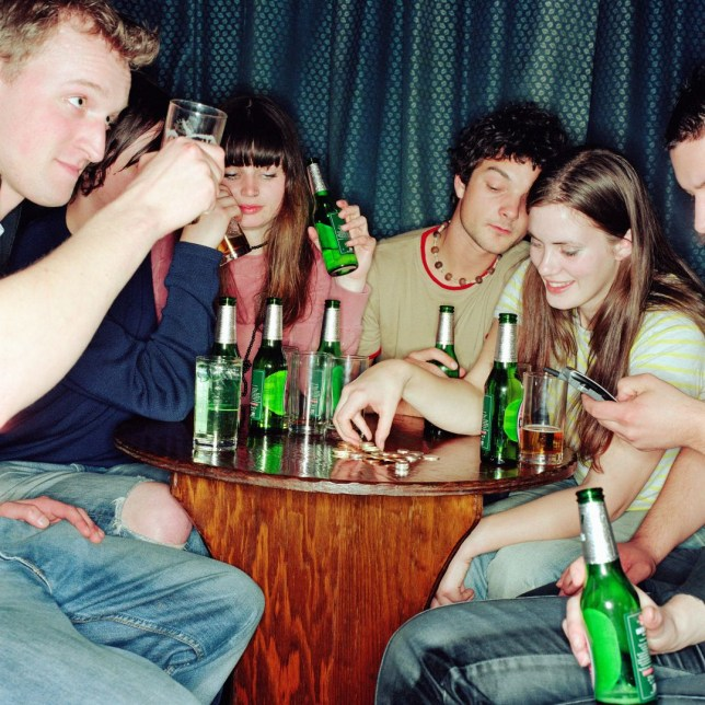 Never say you're getting too old for going out, but accept the hangovers will get worse (Picture: Alamy)