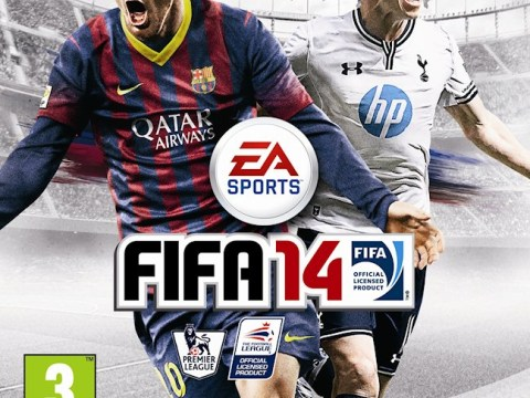 Gareth Bale is UK cover star for FIFA 14