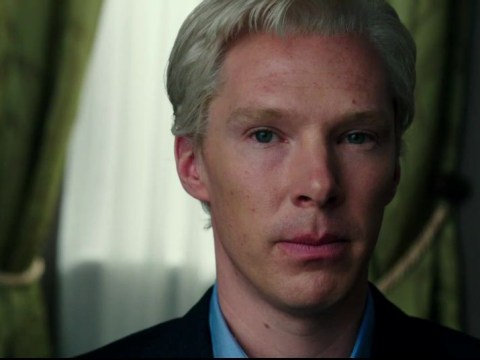 Benedict Cumberbatch stars in first trailer for Julian Assange movie The Fifth Estate