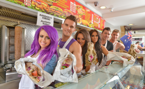 Geordie Shore – series 6, episode 1: The one dimensional approach