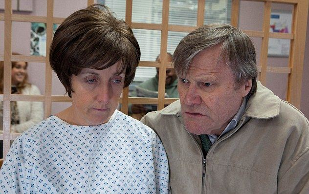 Coronation Street spoiler: Hayley Cropper diagnosed with terminal cancer