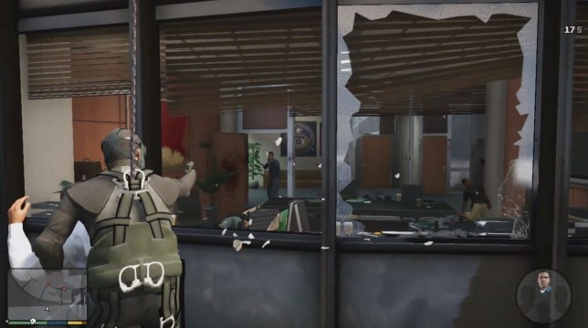 First Grand Theft Auto V Gameplay Trailer Online Now Metro News