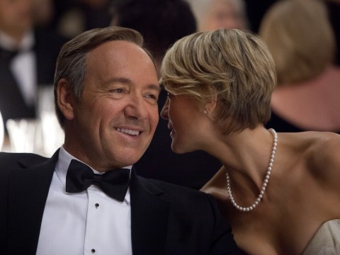 Netflix's original series House Of Cards back for third series, confirms Robin Wright