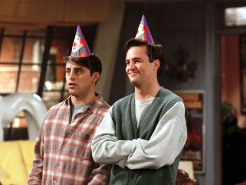 Matthew Perry and Matt LeBlanc weren't invited to Jennifer Aniston and Justin Theroux's wedding