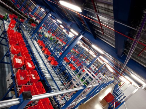 Xbox controllers and 19 miles of conveyor belts: Inside Ocado's warehouse