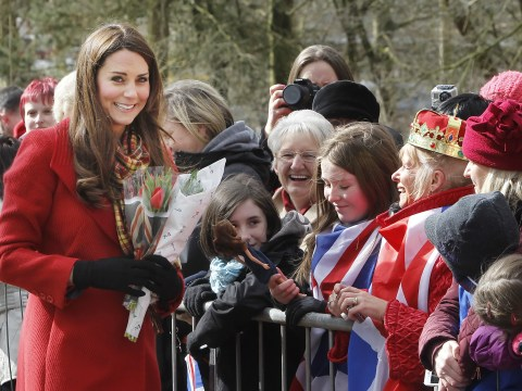 Royal baby is a boy: A look back at Kate Middleton's pregnancy
