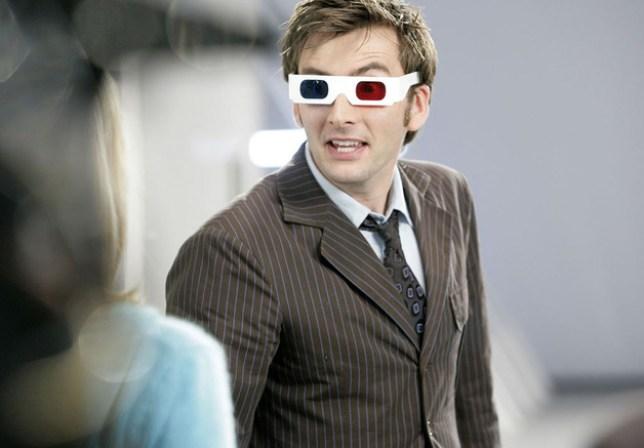 Dr Who 3D