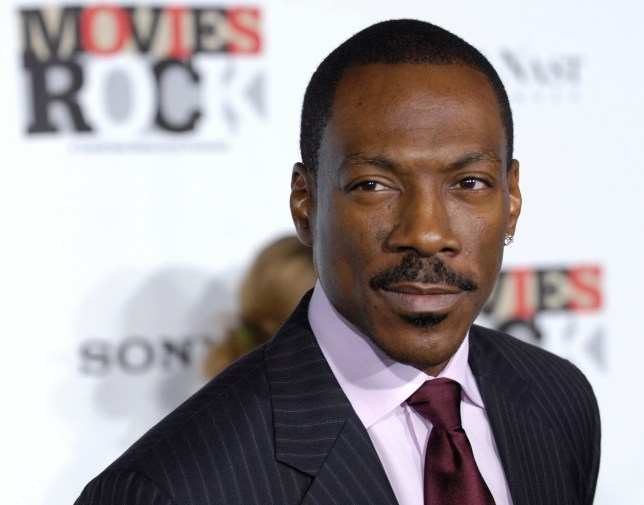 Eddie Murphy: Also still alive (Picture: AP)