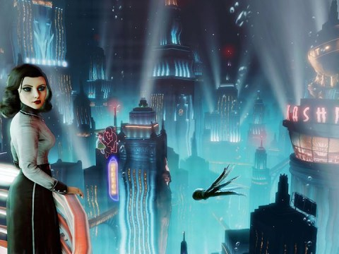 BioShock Infinite DLC returns to Rapture, Clash In The Clouds out today