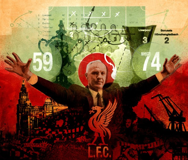 David Peace's epic study of Liverpool legend Bill Shankly is a joy to read (Picture: www.iandodds.co.uk)