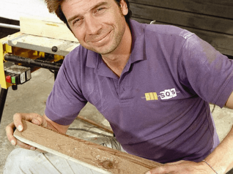 Nick Knowles: I want a role in Luther