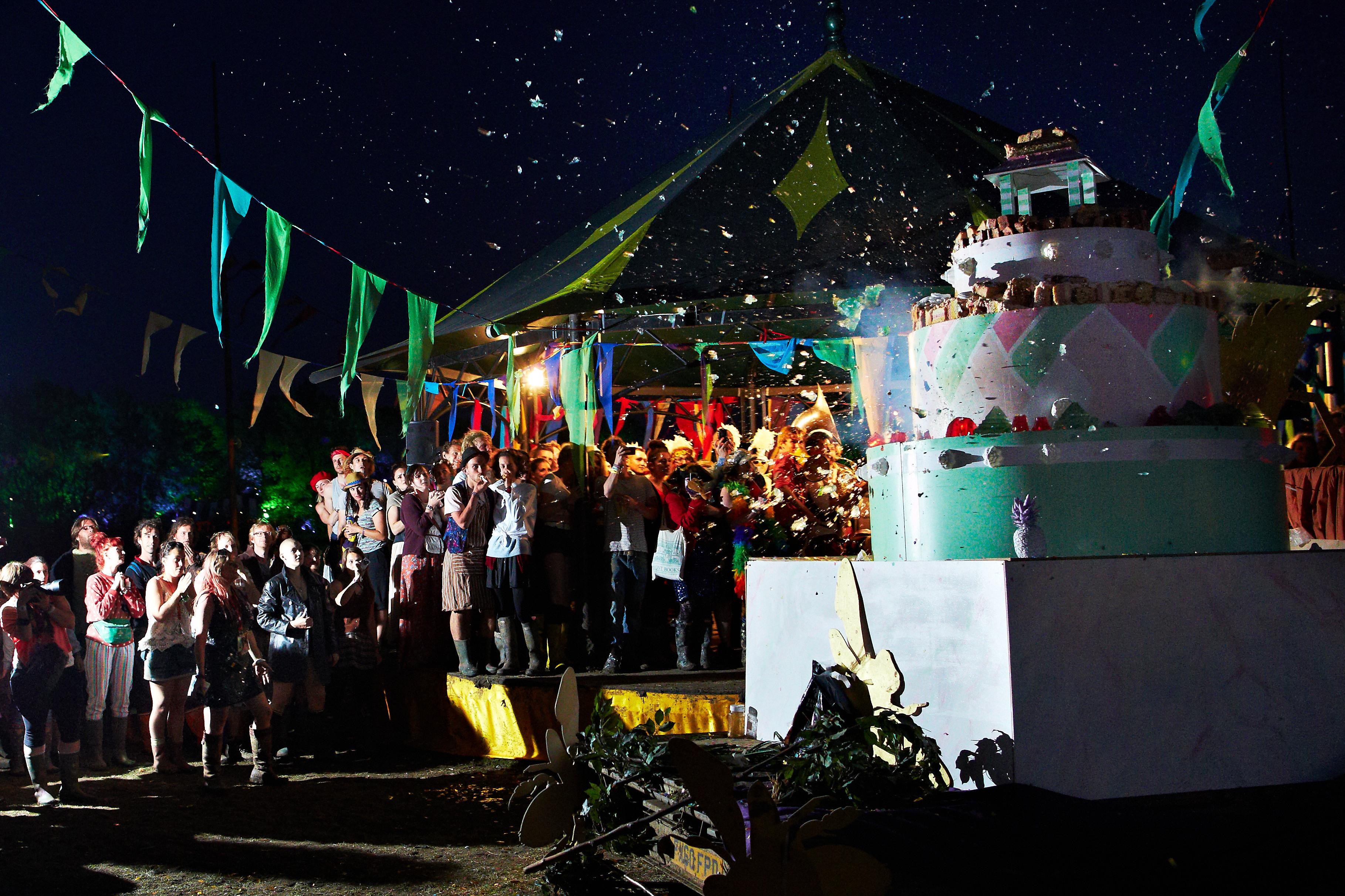 It's no secret – Secret Garden Party 2013 is primed for festival fun