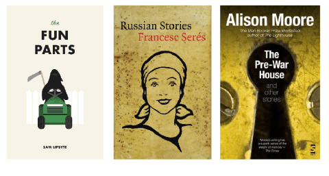 Shelfspace: The Fun Parts, Russian Stories and The Pre-War House