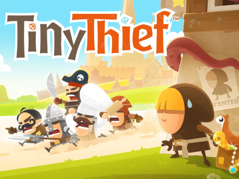 iOS game reviews: Tiny Thief steals a smile with its relentless optimism