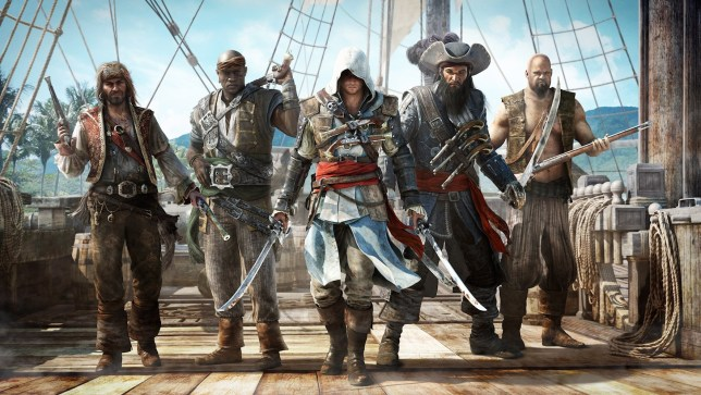 Assassins Creed IV: Black Flag - caught between generations