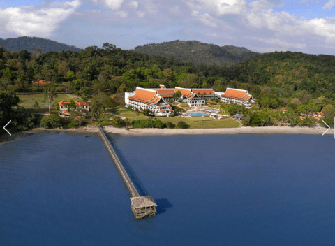 Langkawi's Westin Resort & Spa provides the perfect base to explore the Malaysian island