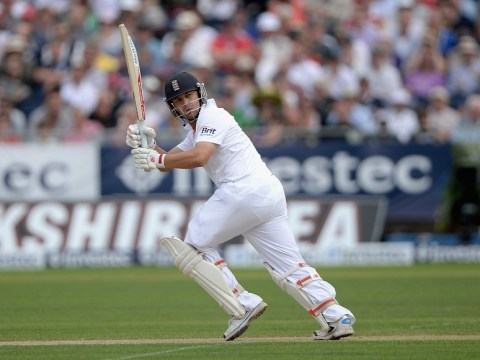 The Ashes 2013: Jonathan Trott denied half-century as England continue steady progress in fourth Test