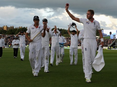 The Ashes 2013: Stuart Broad hailed by Alastair Cook after blowing Australia away at Durham