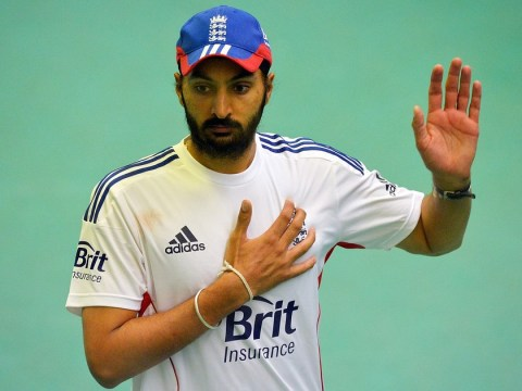 England's Monty Panesar in a wee bit of bother after nightclub spat