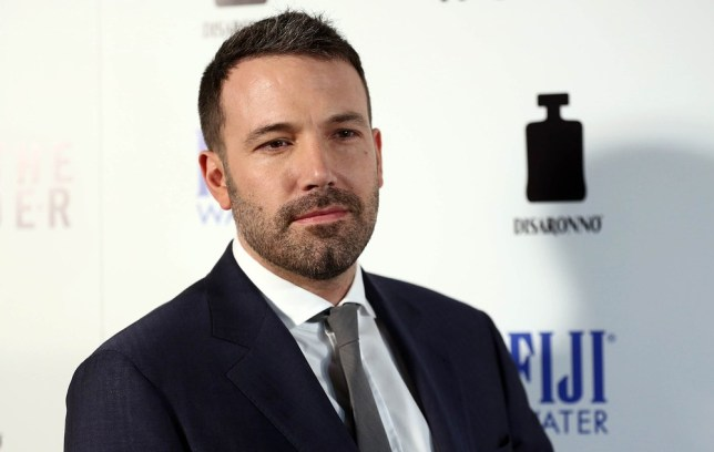 Ben Affleck has been cast as Batman - but not everyone is happy (Picture: AP)