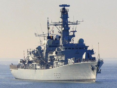 British warship sails for Gibraltar amid Spanish stand-off