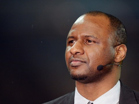 Patrick Vieira is wanted by Inter Milan as a future coach