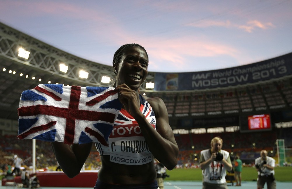 Christine Ohuruogu peaks again when it matters most as she wins glorious gold