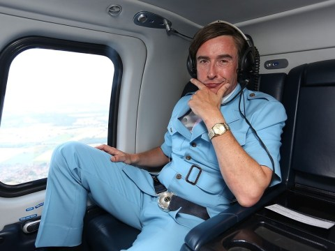 Alpha Papa: Imagine a day with Alan Partridge