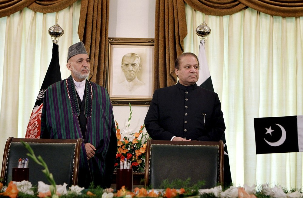 Help me bring Taliban to talks with Afghanistan government, Hamid Karzai asks Nawaz Sharif