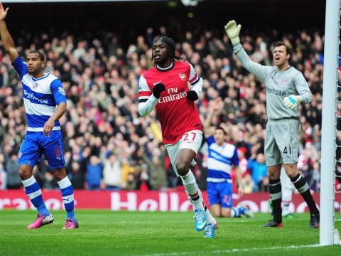 Arsenal to offload Gervinho and Marouane Chamakh