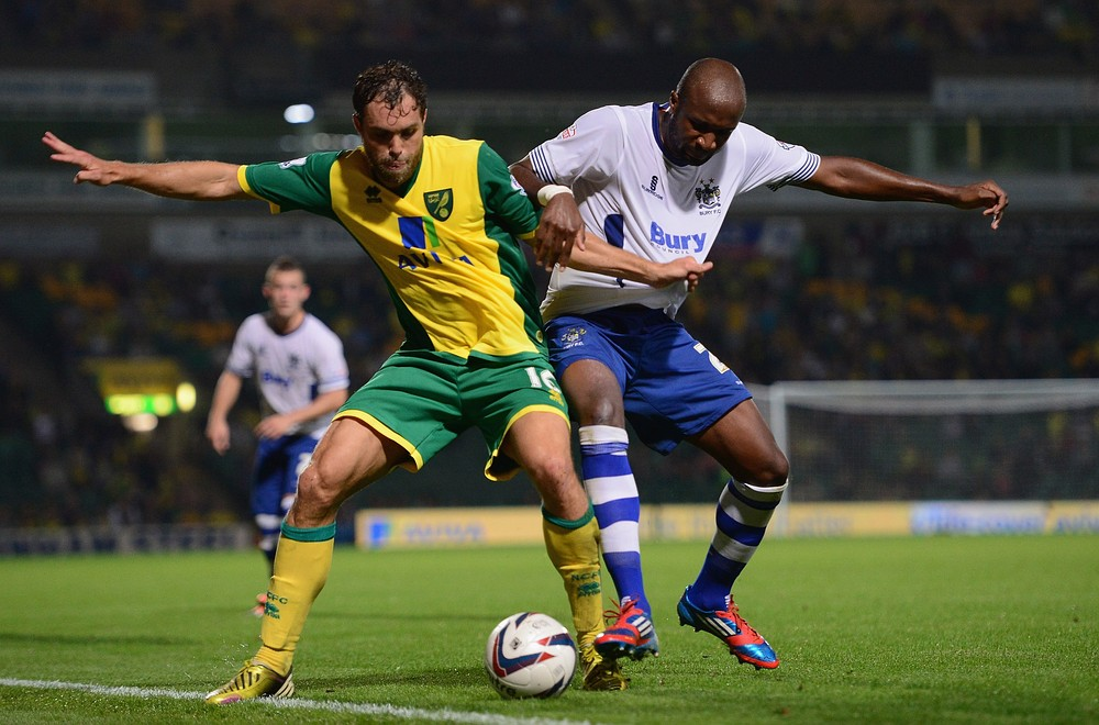 Capital One success for Norwich but a more important date with Saints awaits
