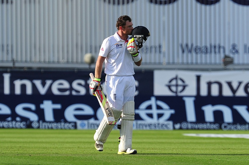 The Ashes 2013: Ian Bell's third century of series puts England in a strong position in fourth Test