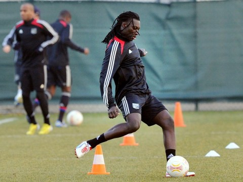 Newcastle to wrap up Bafetimbi Gomis transfer by next week
