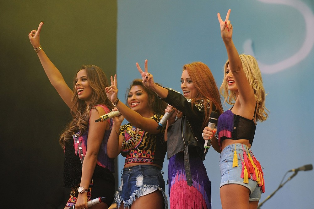 V Festival 2013: The battle of the pop bands