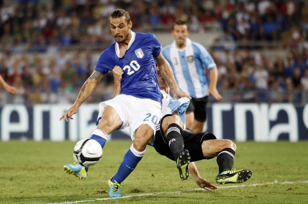 Who is Pablo Osvaldo? The lowdown on Southampton's new signing