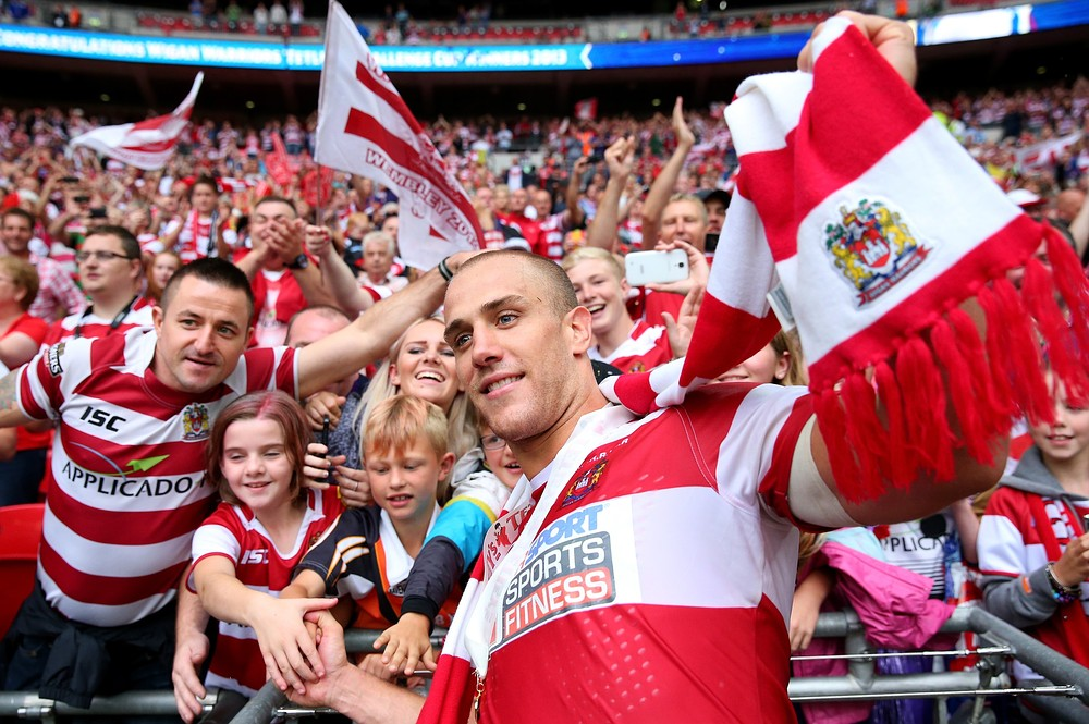 Lee Mossop delighted to have won Challenge Cup with Wigan ahead of end-of-season switch to Parramatta and eyes return