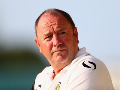 Yeovil boss Gary Johnson sorry for 'ungentlemanly' Capital One Cup goal against Birmingham