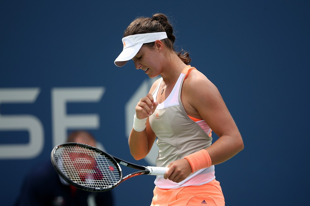 Laura Robson's US Open hopes ended by Li Na