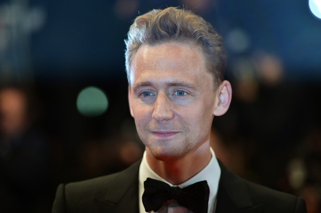007? Tom Hiddleston is getting annoyed with constant speculation he could play James Bond (Picture: AFP/Getty Images)