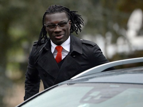 Newcastle revive Bafetimbi Gomis transfer talks