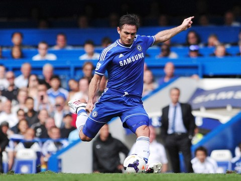 Jose Mourinho: I told Frank Lampard not to quit Chelsea