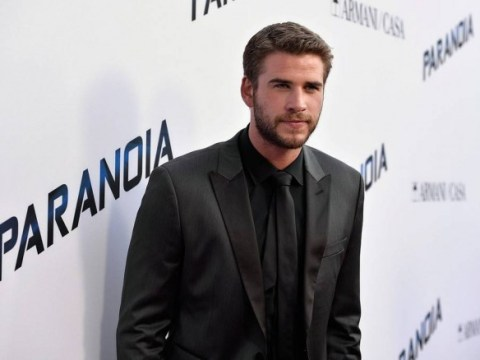 Liam Hemsworth rules out 'topless selfies' because he's 'scared' of Twitter